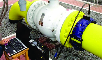 Guided Ultrasonic inspection