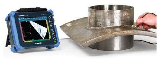 Phased Array Weld Inspection